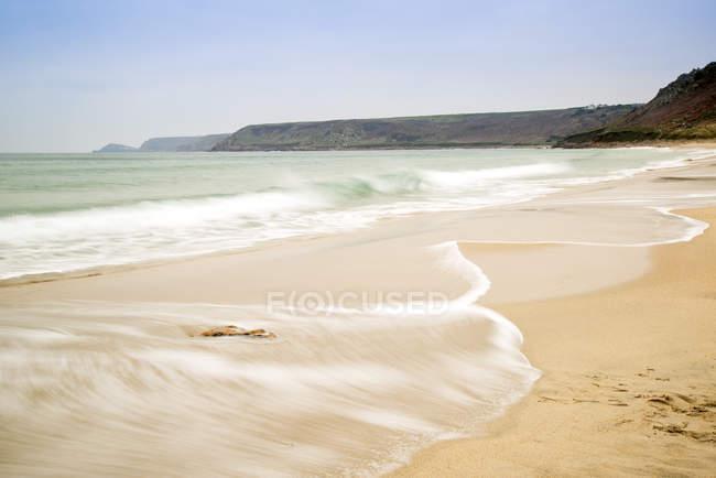 Sennen Cove beach — Fotografia de Stock