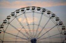 China, Beijing, Big wheel — Stock Photo