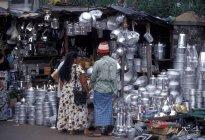 Mercato della centro città — Foto stock