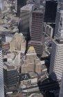 Boston aerial view — Stock Photo