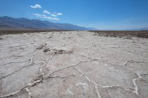 Национальный парк Долины Смерти — стоковое фото