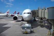 Самолет Airbus A330 — стоковое фото
