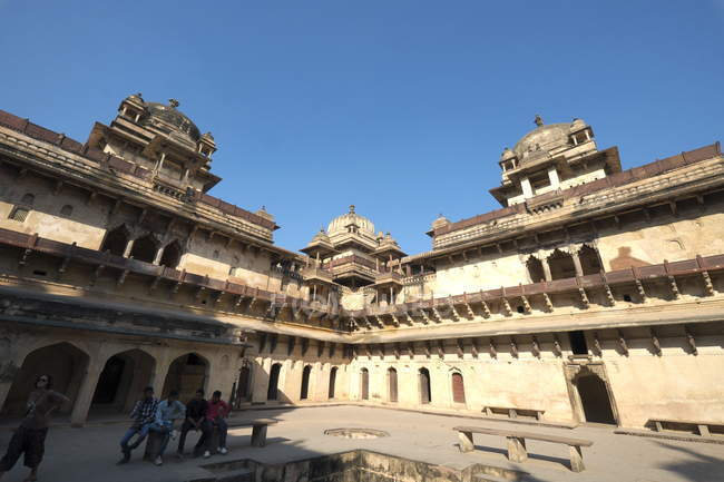 Jahangir Mahal Castello — Foto stock