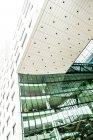 Fassaden eines modernen Geschäftszentrums — Stockfoto
