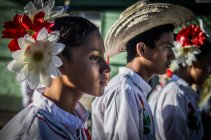 Parata a Granada, Nicaragua — Foto stock
