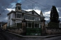 Street scene in Quetzaltenango — Stock Photo