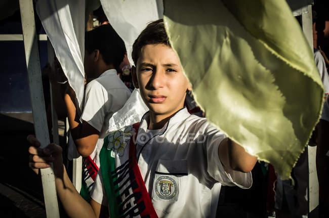 Desfile em Granada, Nicarágua — Fotografia de Stock