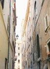 Old narrow street — Stock Photo