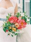 Букет невесты — стоковое фото
