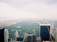 Central Park no dia — Fotografia de Stock