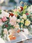 Buquê de flores de verão — Fotografia de Stock