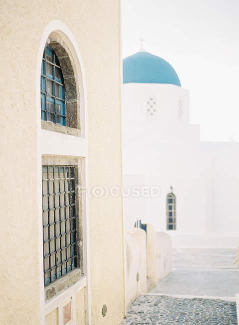 Caminho para a Igreja — Fotografia de Stock