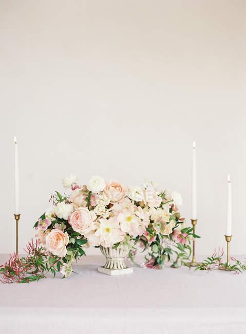 Квіткові Весільний дизайн — стокове фото