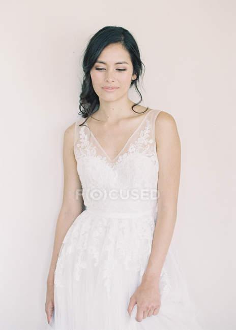 Stock di abiti da sposa