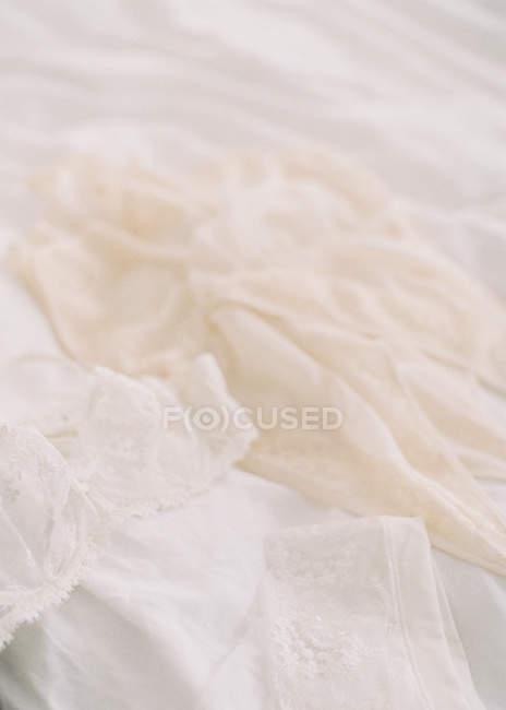 Bridal soft underwear — Stock Photo