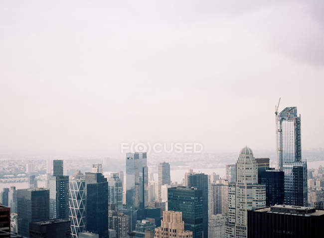 New York City at daytime — Stock Photo