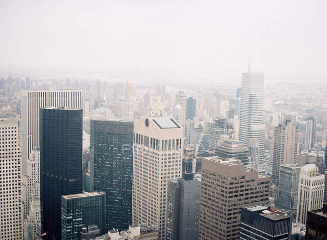 New York City al giorno — Foto stock