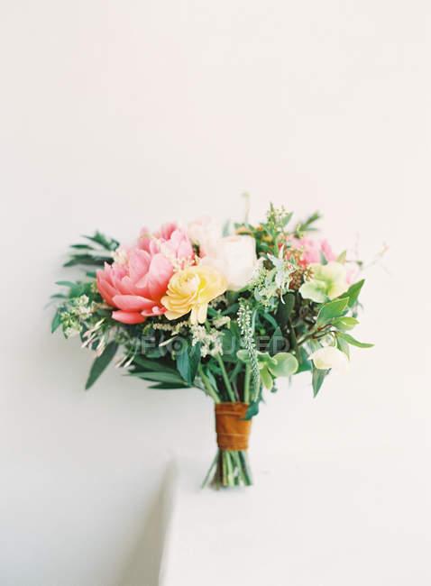 Красиві весільний букет — стокове фото
