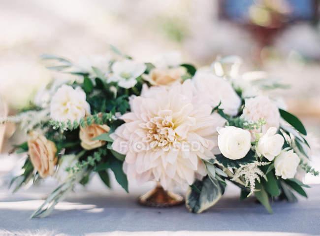 Элегантные цветочные композиции — стоковое фото