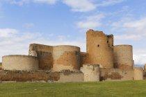 City wall of ancient Armenian fortress in Kars, Eastern Anatolia Region, Turkey — Stock Photo