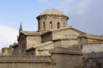 Кизил Килисе Церковь Святого Григория Гюзельюрт, Аксарай, Каппадокии, Анатолия, Турция — стоковое фото