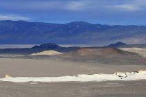 Лунный ландшафт района Кампо-де-Пьедра Pomez в Антофагаста де ла Сьерра-Леоне из Аргентины — стоковое фото
