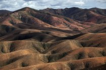 Бесплодные горы вокруг Пайара, Фуэртевентура, Канарские острова, Испания, Европа — стоковое фото