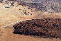 Кальдери де Лас Кандас в Національний парк Тейде, Тенеріфе, Канарські острови, Іспанія, Європа — стокове фото
