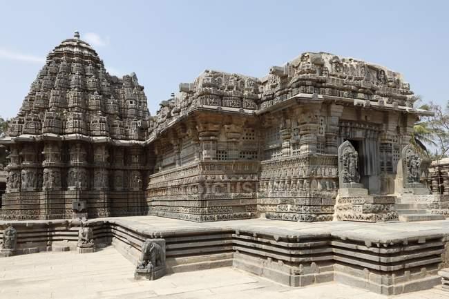 Kesava Tempel, Südasien — Stockfoto