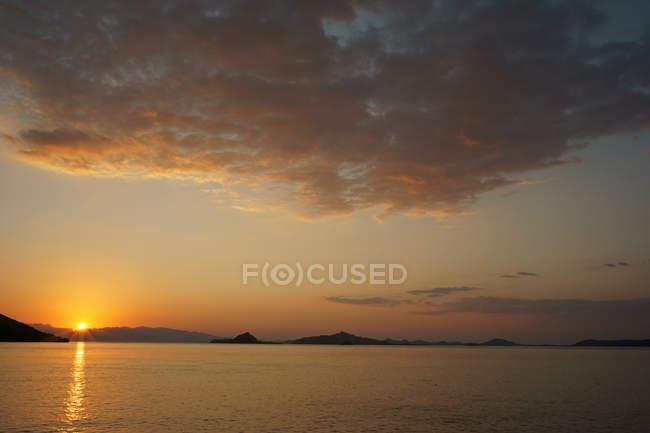 Komodo Island, Indonesia, Asia - foto de stock