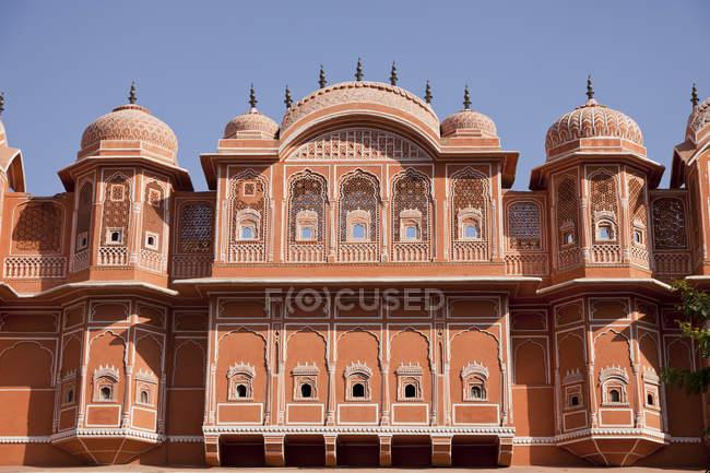 Hawa Mahal Palais des vents, Jaipur, Rajasthan, Inde, Asie — Photo de stock