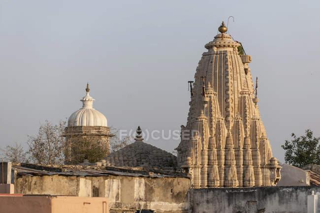 Templo Hindu de Jagdish em Udaipur, Rajastão, Índia, Ásia — Fotografia de Stock