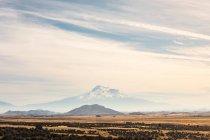 Vista panoramica di Mount Shasta — Foto stock