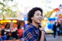 Porträt von Teenager — Stockfoto