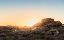 Національний парк арки — стокове фото