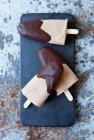 Barras de helado - foto de stock
