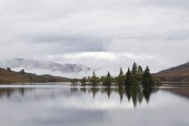 Loch Tarff at Fort Augustus — Stock Photo