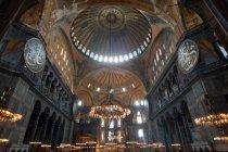 Купол Ая Софії — стокове фото