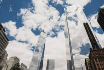 One World Trade Center, Lower Manhattan, New York, USA — Stock Photo