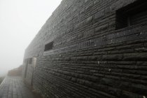 Snowdon Visitor Centre, North Wales, Uk — Foto stock