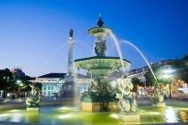 Praca do Pedro IV piazza — Foto stock