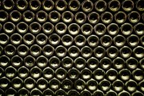 Stack of wine bottles — Stock Photo