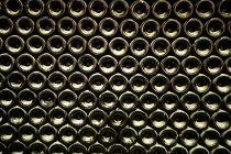 Stack of wine bottles — Stock Photo