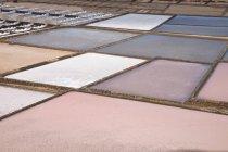 Miniere di sale, Lanzarote, Isole Canarie, Tenerife, Spagna — Foto stock