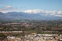 Gran Sasso mountain — Foto stock