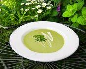 Гороховый суп — стоковое фото