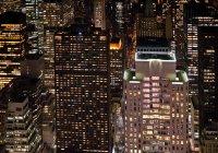 View of Manhattan, New York City — Stock Photo
