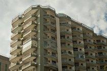 Apartment building, Rio de Janeiro, Brazil — Stock Photo