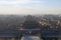 View of Forbidden City — Stock Photo