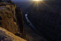 Toroweap виходять, Гранд-Каньйон, Toroweap, штат Юта, США — стокове фото